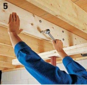 How To Repair A Cracked Or Sagging Joist 5 Diy Home