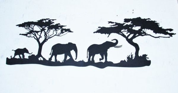 Elephant Home Decor Metal Wall Art Wall Sculpture Etsy Art Elephant Home Decor Elephant