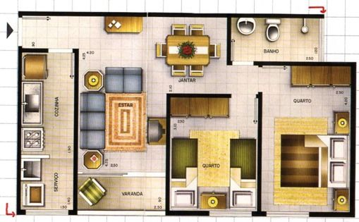 Planos para casas peque as dise o casas pinterest - Ideas casas pequenas ...