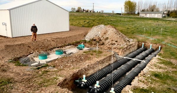 Septic System Design Off The Grid Septic Pinterest