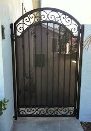 Image Result For Privacy Screen For Metal Gates With Images
