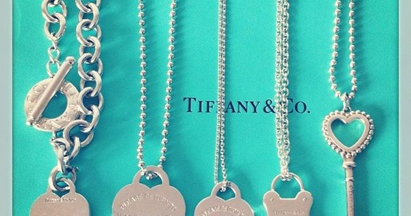 ⌒♡❤♡⌒ Tiffany Co ⌒♡❤♡⌒ A legit site sales authentic Tiffany Pendants for