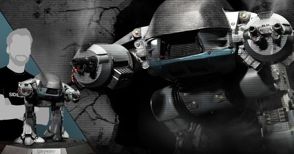 The Ed 209 Scaled Replica Is Now Available At Sideshow Com For