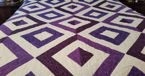Myla S Finished Twin Size Tarleton State By Lulubellequilts