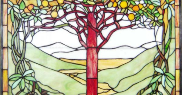 The Tree Of Life Was One Of The Trees From The Garden Of