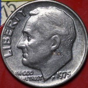 A 1975 Roosevelt Dime Worth 350 000 Here S How To Tell If You