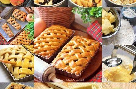 Resep Classic Apple Pie Super Yummy Crunchy Oleh Tintin Rayner Resep Resep Pie Apel Resep Masakan