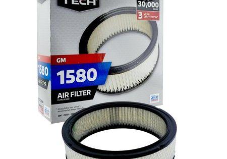 Supertech 1580 Engine Air Filter Replacement Filter For Gm Walmart Com Engine Air Filter Air Filter Replacement Filter
