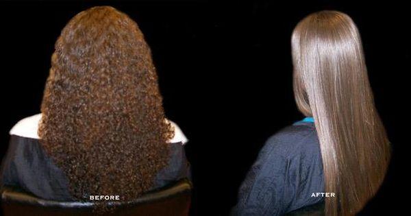 خلطة فرد الشعر بديلة الكيراتين روعة لكي حواء Keratine Lissage