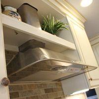 How To Calculate Kitchen Range Hood Fan Size Today S Homeowner Kitchen Range Hood Range Hood Kitchen Range