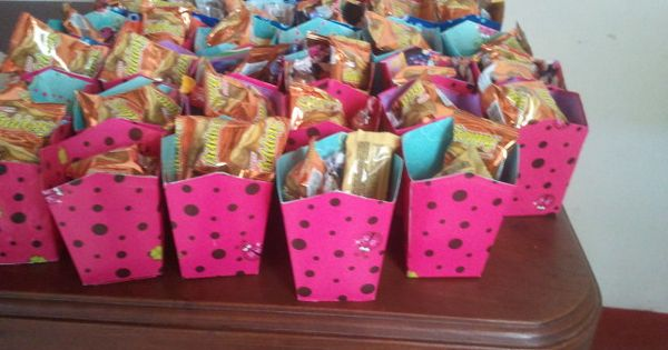 Cajas para sorpresas de cumplea os cajas de cumplea os - Sorpresas de cumpleanos para ninos ...
