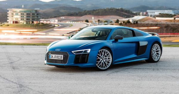 2016 audi r8 photo gallery of first drive review from car and rh pinterest com