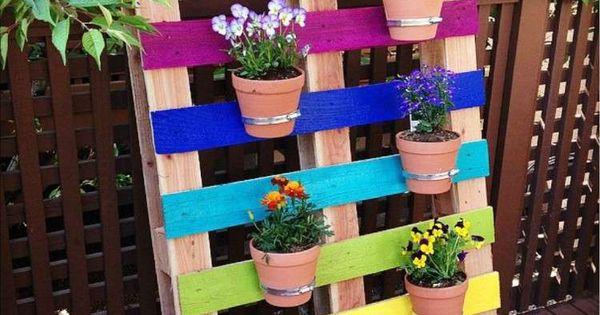 Id 233 E De D 233 Coration De Jardin Diy Support Mural Pour Les