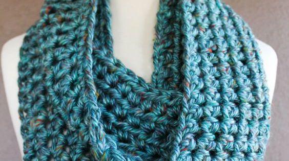 X Stitch Crochet Pattern