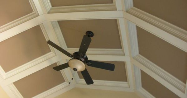 Vaulted Coffered Ceiling Ceilings Vaulting And Coffer