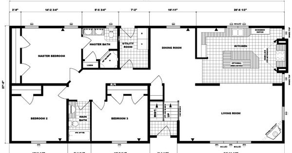 Raised ranch addition plans raised ranch style homes for Split level addition plans