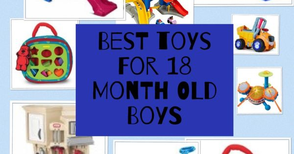 Best Toys Gift Ideas for 1 Year Old Boys Reviewed in 2017