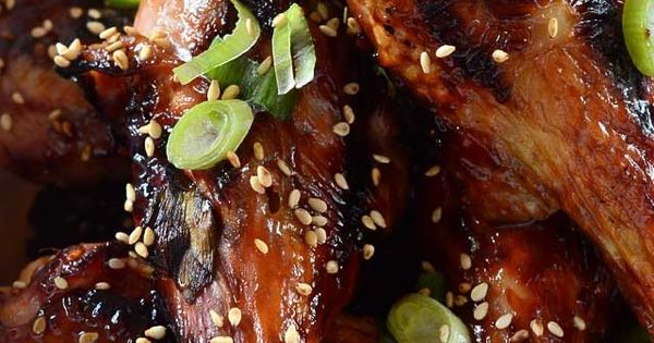 Hoisin Chicken | Recipe | Grilled Chicken, Chicken Recipes and Glaze ...
