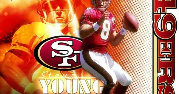 San Francisco 49ers - Steve Young