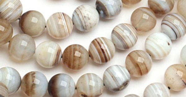 Gray Sardonyx Round Beads 13mm 15 16 Strand Journal Jewelry Beaded Jewelry Creative Jewelry