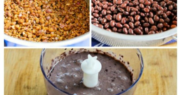 Recipe for Spicy Vegan Black Bean Soup with Cilantro and ...
