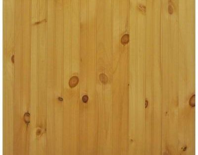 House Of Fara 8 Linear Ft North America Knotty Pine