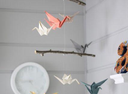 Grue mobile de papier sur pinterest mobiles d origami origami et - Inspiration Diy Tutos Amp Id 233 Es D 233 Co Pour R 233 Chauffer Son