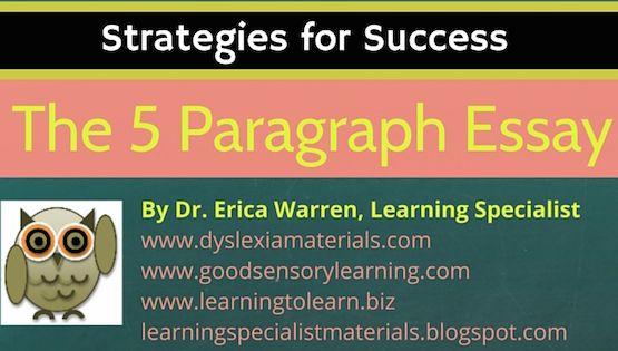 five paragraph essay outline doc