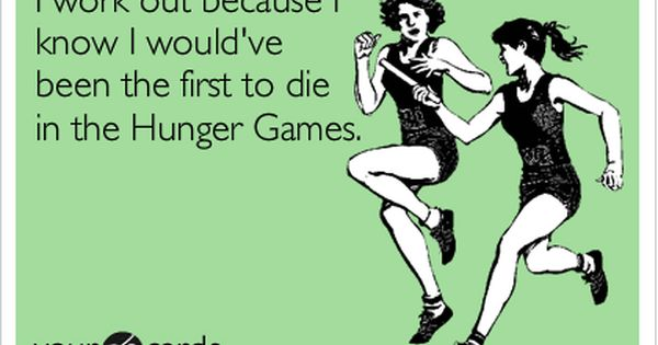 Hunger Game humor? Awesome!