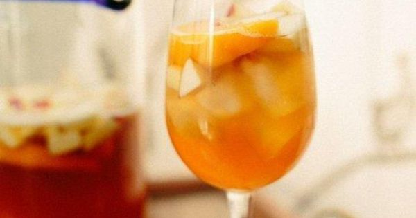Rye, Sangria and Peaches on Pinterest