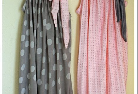 Pillowcase Nightgown Tutorial - Sewing Project - Super Easy (For Kids)