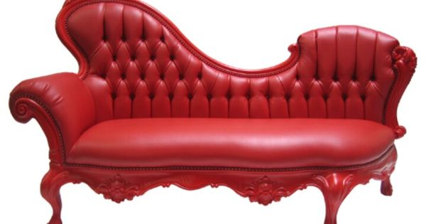 red chaise lounge make up room pinterest chaise lounges lounges and red. Black Bedroom Furniture Sets. Home Design Ideas