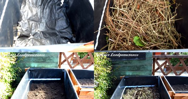 sehen sie hier wie sie ein hochbeet richtig bef llen herbstgem se pinterest raised beds. Black Bedroom Furniture Sets. Home Design Ideas