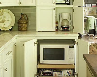 Hidden appliances dream kitchen must have ideas best for Must have appliances
