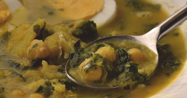 Potaje de vigilia for Azafran cuban cuisine