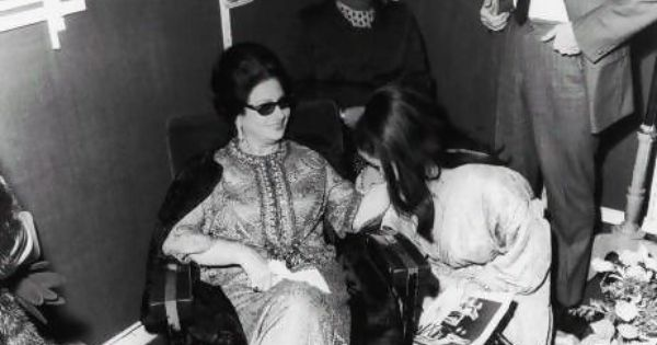 Getting Inside A National Icon Umm Kulthum S Biopic The National Arab Culture Singer Umm Kulthum