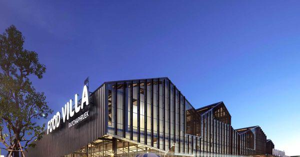 Gallery of food villa market i like design studio 14 for Sichuan cendes architectural design company limited