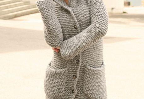 spain strikkeoppskrifter dame