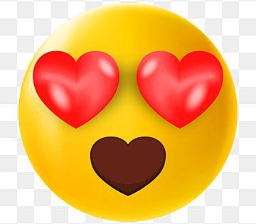 3d Emoji Love Icon Eye Wow Emotion Emotion Emoji 3d Png And Vector With Transparent Background For Free Download In 2021 Emoji Emoji Love Love Png