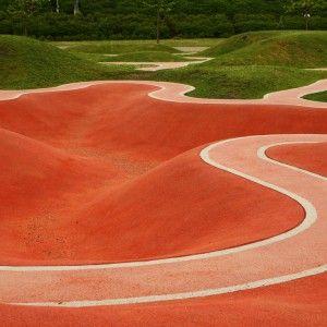 Buga 05 Playground By Rainer Schmidt Landschaftsarchitekten Landscape Architecture Playground Design Landscape Design