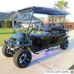 All About Golf Cart Lights With Images Golf Cart Batteries