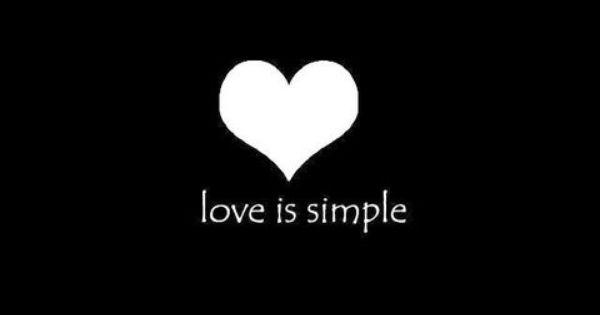 El amor verdadero sí!