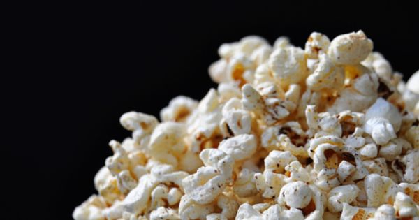Truffle popcorn, Popcorn and Style on Pinterest