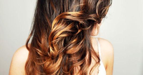 2013 Hair Color Trends ombre hair hairstyle beauty