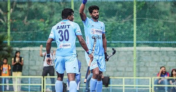 Hockey India Hockey India Hockey Indien Hockey Inde Hockey India Hockey Girlfriend Hockey Players In 2020 Hockey Game Outfit Hockey Training Hockey Crafts