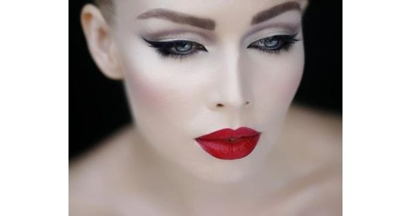 LC Makeup Artist Subtle Cut Crease And Red Lip FOTD Liked ...