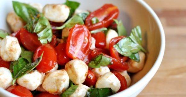 Caprese Salad Recipe Mel's Kitchen