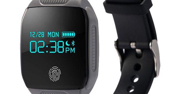 COOSA Smart Wristband Waterproof Health Activity GPS Fitness ...