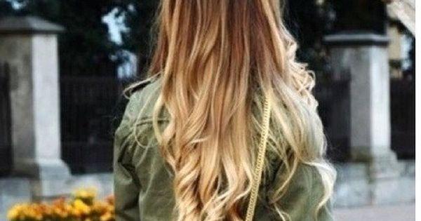 Mediterranean Blick: Beauty trend: Ombre hair