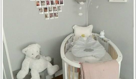 10 ideas geniales para decorar la habitaci n de tu beb - Decorar una habitacion de bebe ...